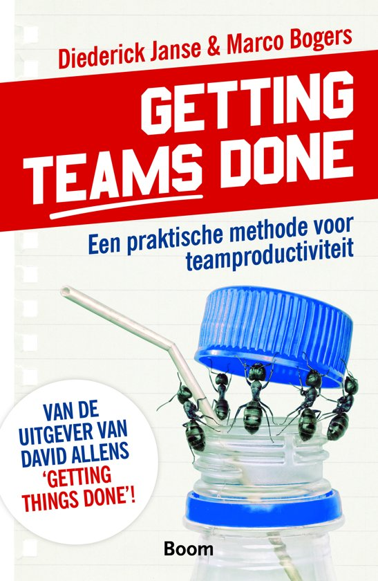 Getting Teams Done Image
