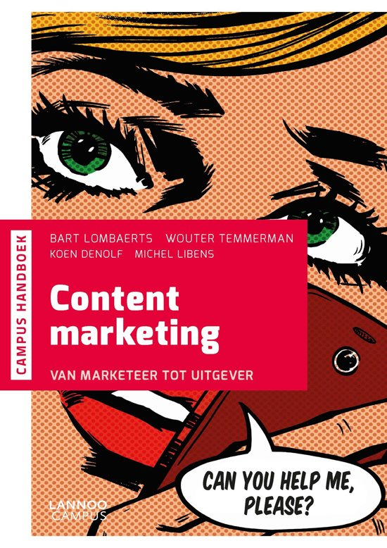 Content Marketing - handboek Image